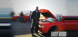 Jesse's 200mph Challenger - Hot Rod Magazine - January 2014