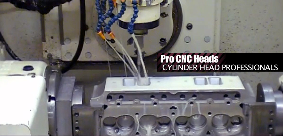 Pro CNC Heads