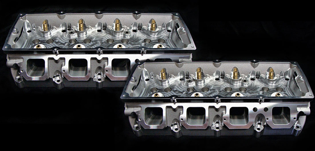 "Thitek GIIIH ""Bear"" - Custom Cylinder Head Gallery"