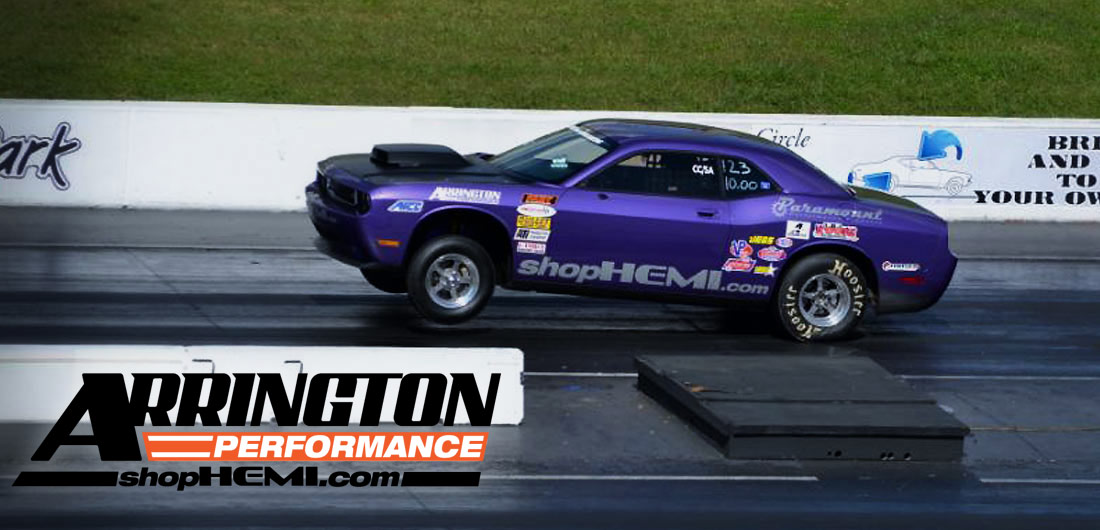 Arrington Performance Purple Drag Pack Challenger